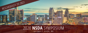 2020 NSDA Symposium Canceled